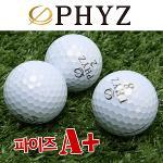 [파이즈] PHYZ 3피스 로스트볼 A+등급_10알 구성/골프공_252141