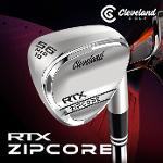 (던롭정품)클리브랜드 2020 RTX ZIPCORE 투어사틴 경량스틸 웨지