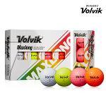 볼빅 MAX LONG 2피스 비거리용 골프공