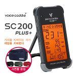 보이스캐디 SC200 PLUS+ 휴대형 스윙분석기 스윙캐디 + 마루망 투지퍼 파우치