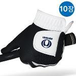 ★방한용품전★마루망 정품 2021년 신제품 반양피 남성용 골프장갑[1장]