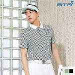 비티알 BTR 골프 남성 여름 메쉬 반팔 카라 티셔츠 시온(남) BRT4954M