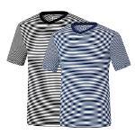 비티알 BTR 골프 남성 여름 반팔 브이넥 티셔츠 이안(남) BRT0473M
