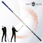 [세인트밀러] 골프 스윙 연습 용품 얼라이먼트 스틱 골프용품