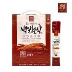 국민홍삼 백일활력 홍삼스틱 10g x 100포(진세노사이드 8mg)