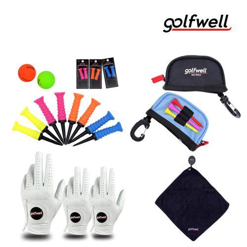 골프웰 golfwell 라운딩 필수 필드용품/골프용품 9종 택1