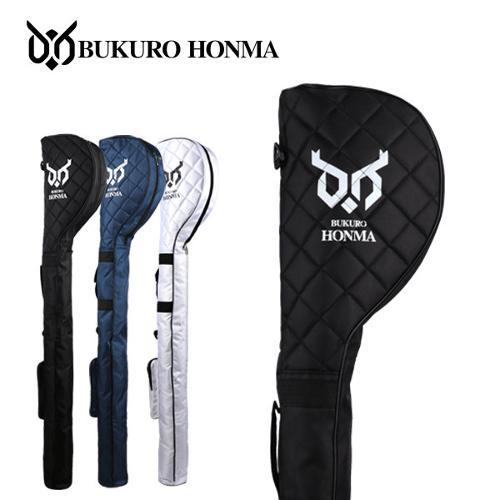 부쿠로 혼마 BUKURO HONMA 퀄팅 패딩 경량 하프백