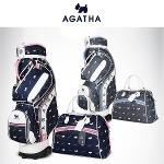 아가타골프 AGATHA 여성 휠 캐디백세트 (AG-201WSET)