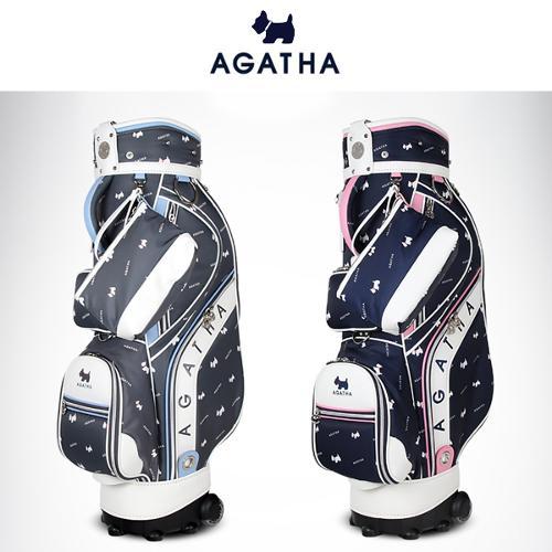 아가타골프 AGATHA 여성 휠 캐디백 (AG-201WCB)