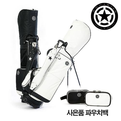 락스타 스탠드 캐디백 Star19 골프백+사은품 파우치백