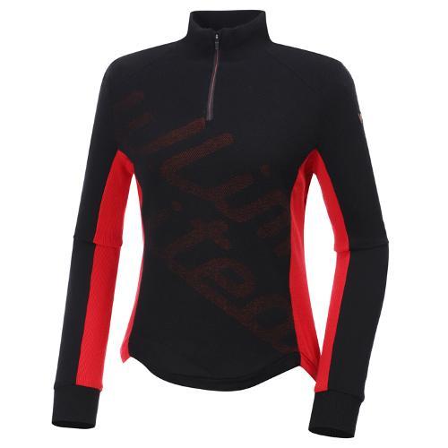 [와이드앵글] 여성 WL 우븐 MIX 방풍 풀오버 긴팔 스웨터 L WWW20K02Z1