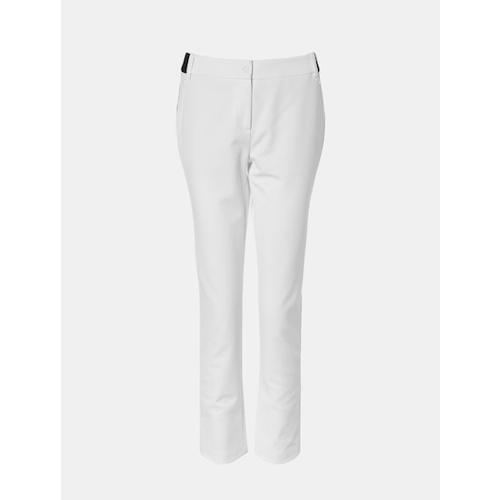 [빈폴골프] [NDL라인] 여성 화이트 로고 백기모 스윙 팬츠