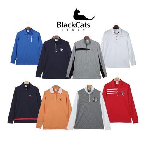 [블랙캣츠] 여성 티셔츠 골프웨어 4종 택1_GA