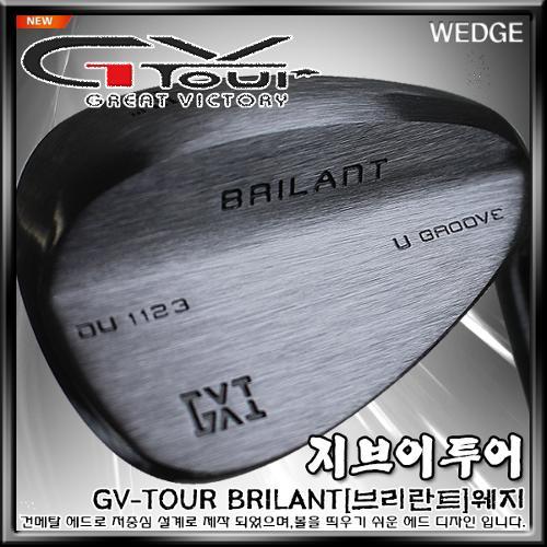 [지브이투어] GV TOUR 브리란트(BRILANT) 웨지[남성][커버증정]