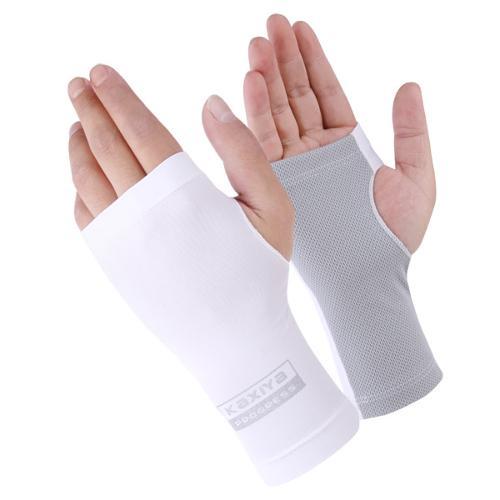 [KAXIYA] 카시야 자외선차단 골프 손등 반장갑