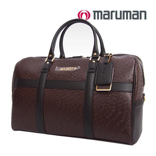 [타조가죽스타일]마루망 마제스티正品 프레스티지오 프리미엄 P71 남성용 보스톤백