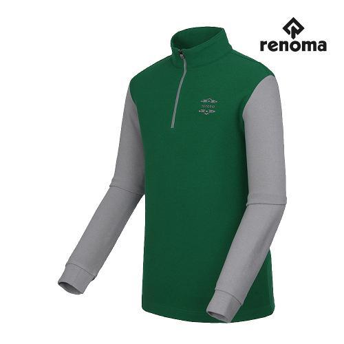 [레노마골프]남성 노르딕 반집업 티셔츠 RMTHF4110-131_G