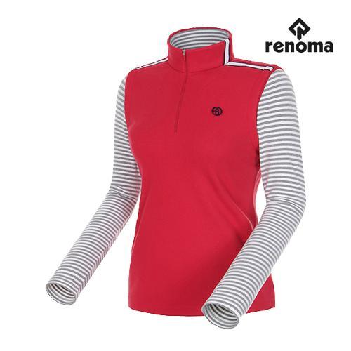 [레노마골프]여성 베스트 레이어드 티셔츠 RWTHG8105-150_G
