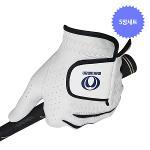 마루망정품 인도네시아 천연올양피 남성용 한손 골프장갑-T01
