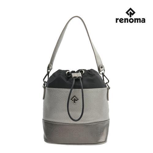 [레노마골프]20FW 여성 버킷 소매 믹스 파우치형 가방 RWABJ7824-513_G