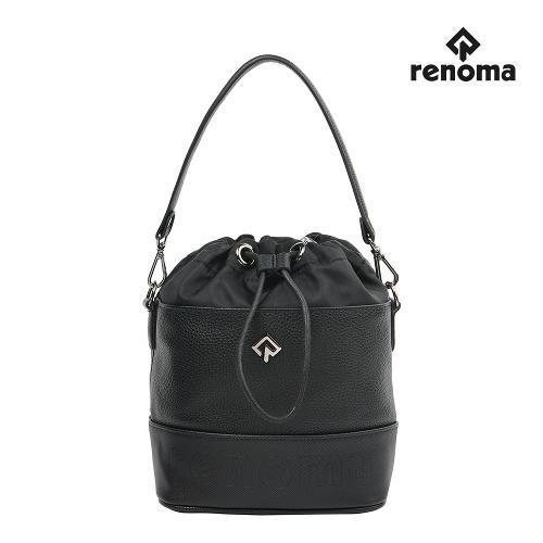 [레노마골프]20FW 여성 버킷 소매 믹스 파우치형 가방 RWABJ7824-199_G