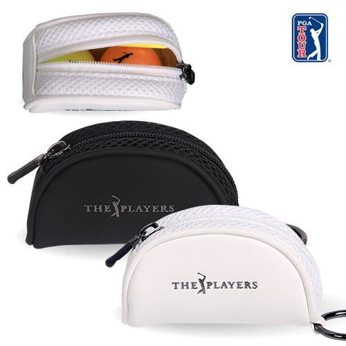 [PGA TOUR] 브릿지 골프공 투볼 주머니 파우치