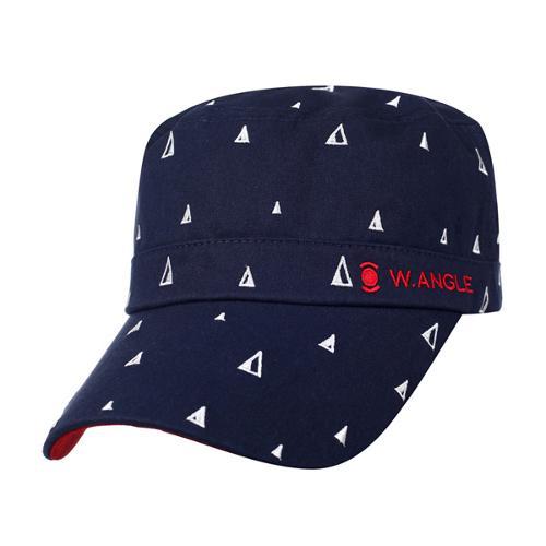[와이드앵글] 남성 남성 스칸딕패턴 BOA 밀리터리캡 (NAVY) WMU17C07N4