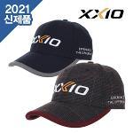 [2021년F/W신제품]젝시오 XMH0121 WINTER BINDING CAP 겨울 바인딩 골프캡 모자
