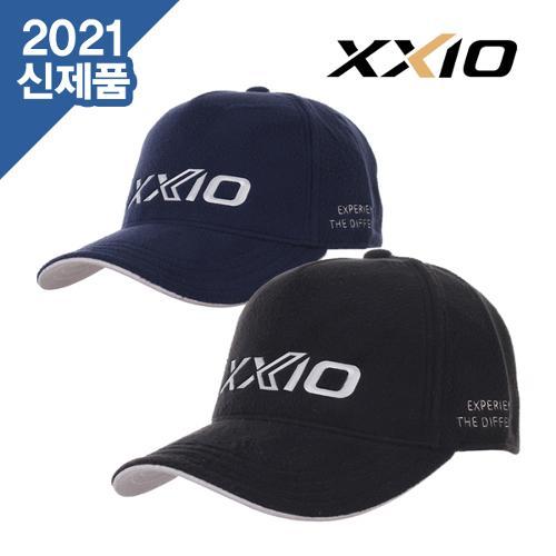 [2021년F/W신제품]젝시오 GAH-20015I PILE CAP 겨울용 파일캡 방한용 골프캡 모자