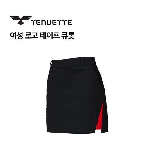 [테뉴엣] TENUETTE 여성 로고 테이프 큐롯 골프의류 TS20SKW062