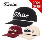 [2021년F/W신제품]타이틀리스트 CORDUROY ROPE CAP 코듀로이 로프캡 모자[TH9ACR]