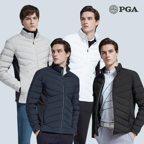 [PGA] 20년 F/W 남성 튜브라이트 프리모션 다운 스윙재킷 4종 택1