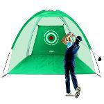 텐트형 골프네트 3M 그물망 스윙 퍼팅 실내외골프연습