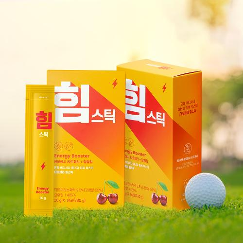 힘스틱 몽모랑시 타트체리+갈랑갈추출물 1+1박스