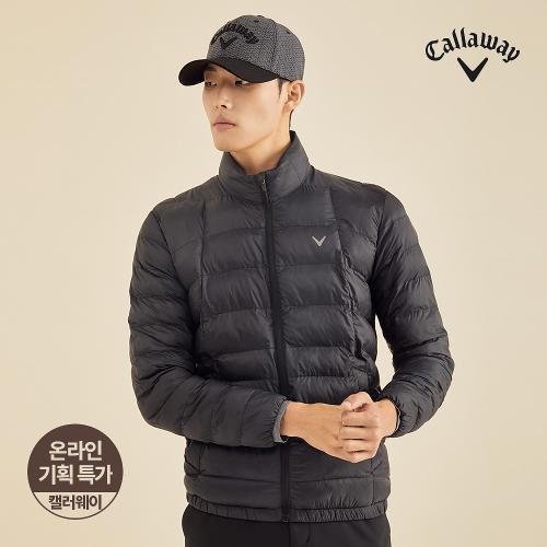[캘러웨이]기획 남성 쏠라볼 베이직 점퍼 CMJUJ4602-199_G