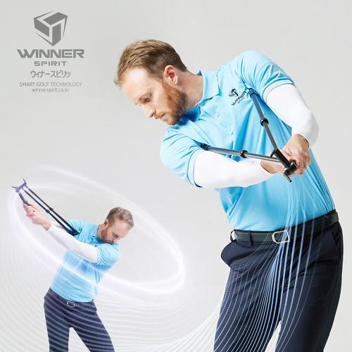 [위너스피릿] 미라클303 골프자세교정기