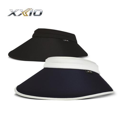 던롭 젝시오 여성용 와이드 브림 바이저 XWH0310