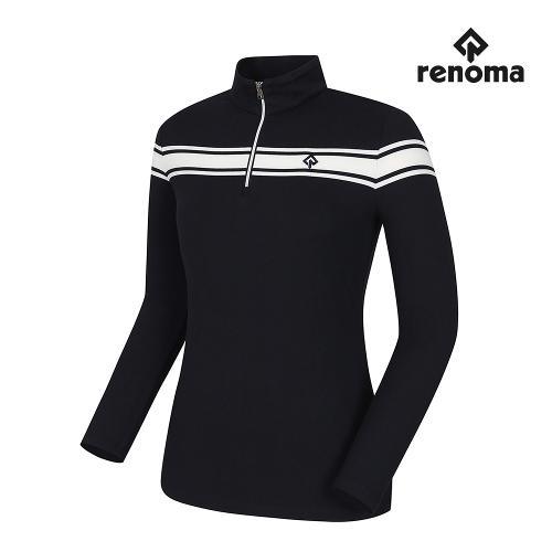 [레노마골프]여성 가슴 반집업 티셔츠 RWTHI8104-925_G