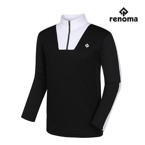 [레노마골프]남성 기모 반집업 티셔츠 RMTHI4103-199_G