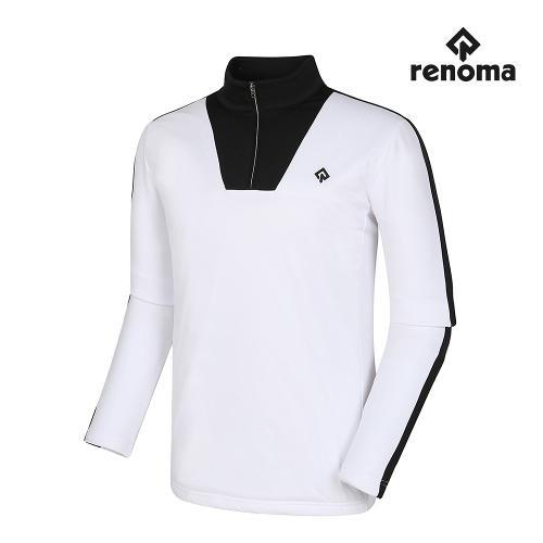 [레노마골프]남성 기모 반집업 티셔츠 RMTHI4103-101_G