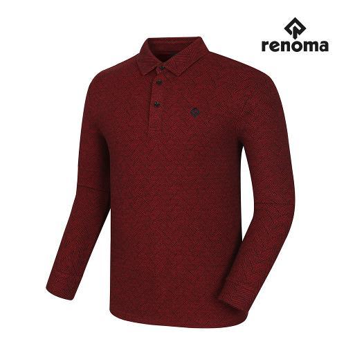 [레노마골프]남성 패턴 카라 티셔츠 RMTYI4102-501_G