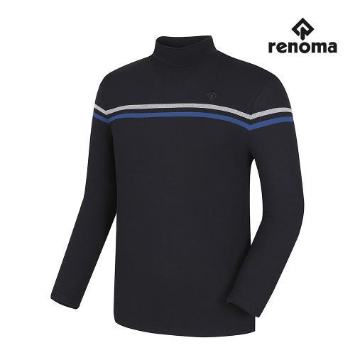 [레노마골프]남성 가슴 하이넥 티셔츠 RMTHI4101-199_G