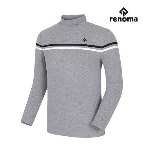 [레노마골프]남성 가슴 하이넥 티셔츠 RMTHI4101-193_G