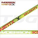 [PADERSON]패더슨 KVMT60-D 벨로시티 시리즈(Vacuum Cured Amorphous Velocity Series)드라이버 샤프트*2-3일 주문예약*