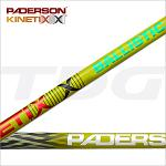 [PADERSON]패더슨 KG70-F 볼스틱 시리즈(Kevlar Green Ballistic Series)우드 샤프트*2-3일 주문예약*