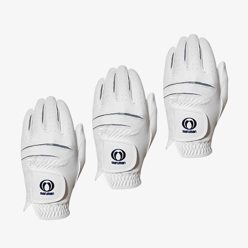 3장1세트/마루망 정품 극세사 0402원단 빨아쓰는 남성용 골프장갑