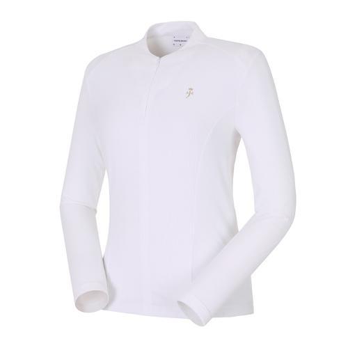여성 까르비꼬 기능성 티셔츠_BG9STL801WH