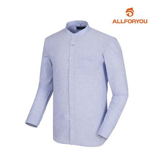 [올포유]남성 줄무늬 차이나넥셔츠 AMBSI1R55-906_G