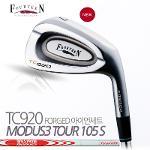[정품]포틴 정품 TC920 포지드 남성 스틸 7 아이언세트(4~9,PW)//MODUS 3 TOUR 105 S