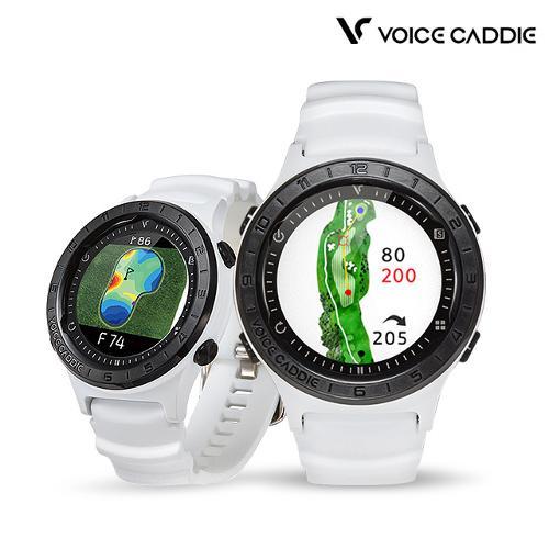 [볼빅 골프공 증정]보이스캐디 21년 신제품 A2 시계형 골프 거리측정기